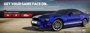 New Ford Mustang featured in 'Need for Speed'