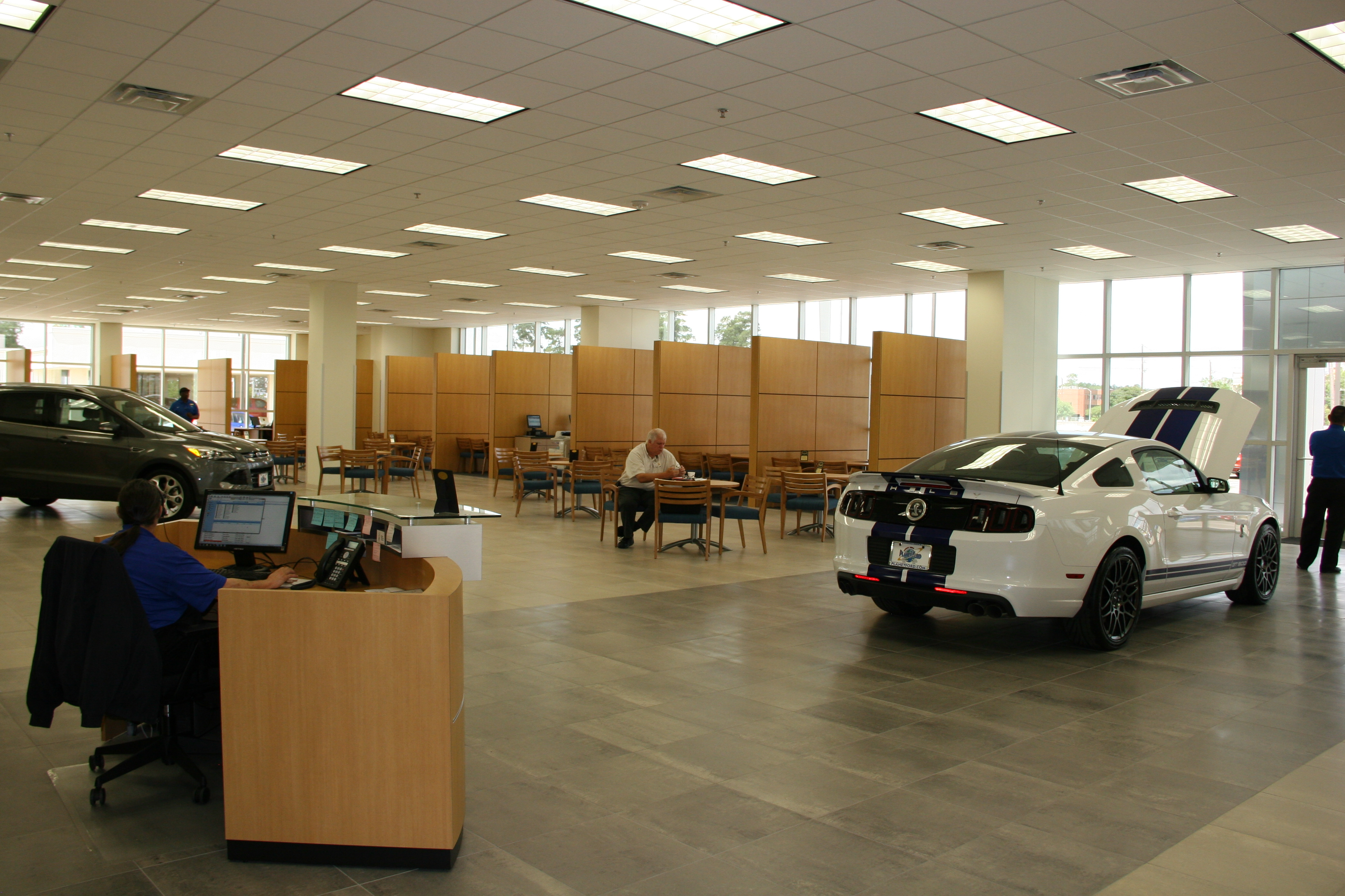 Planet Ford Houston >> Planet Ford Reveals Ford Showroom, Service Drive - Planet Ford 59Planet Ford 59