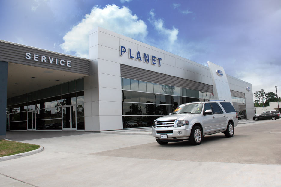 The Award Winning Randall Reeds Planet Ford In Humble Is Better Than Ever Dealership Known For Having More Awards Any Other Store Houston