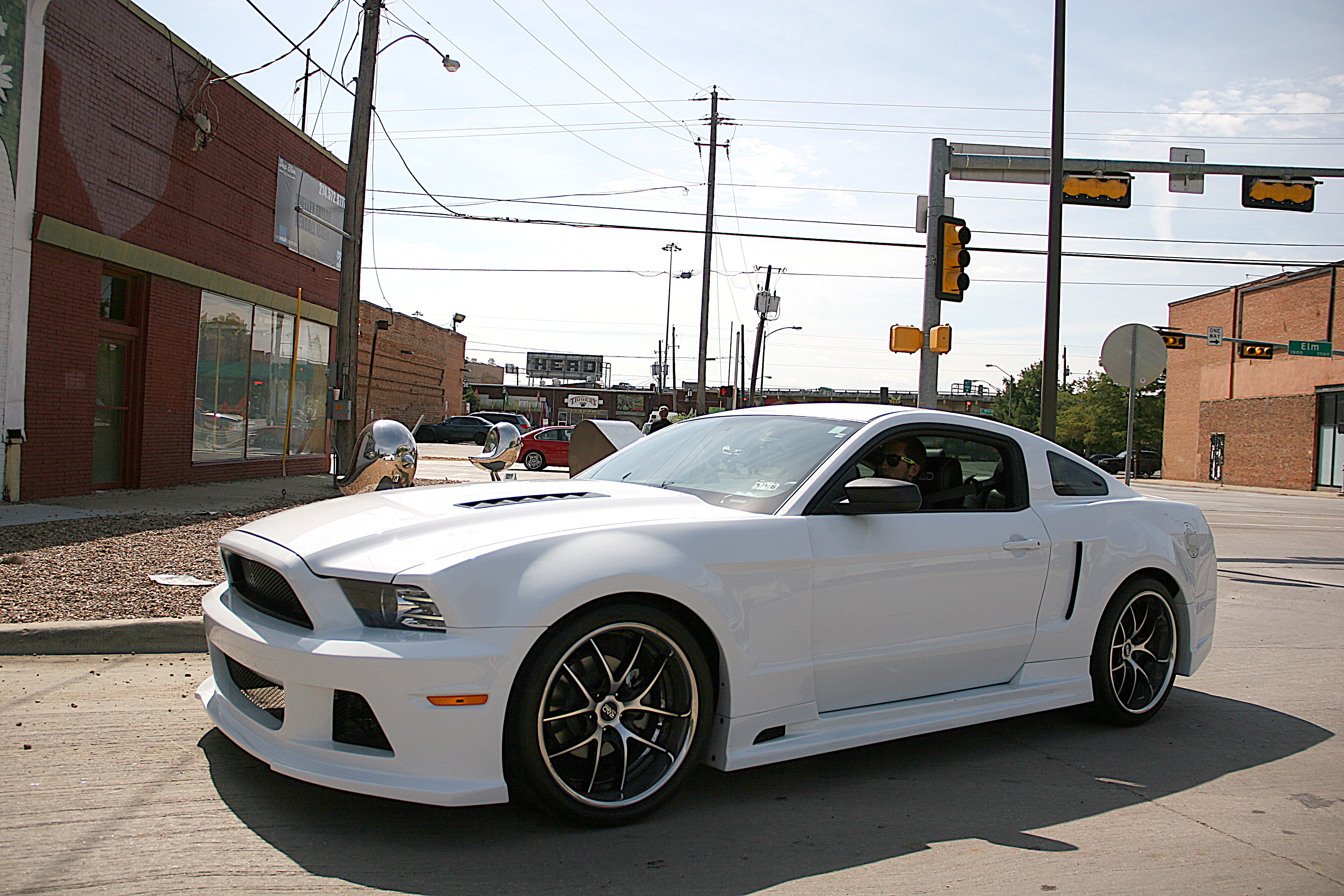 Custom Mustang from Reed Auto Design - Planet Ford ...