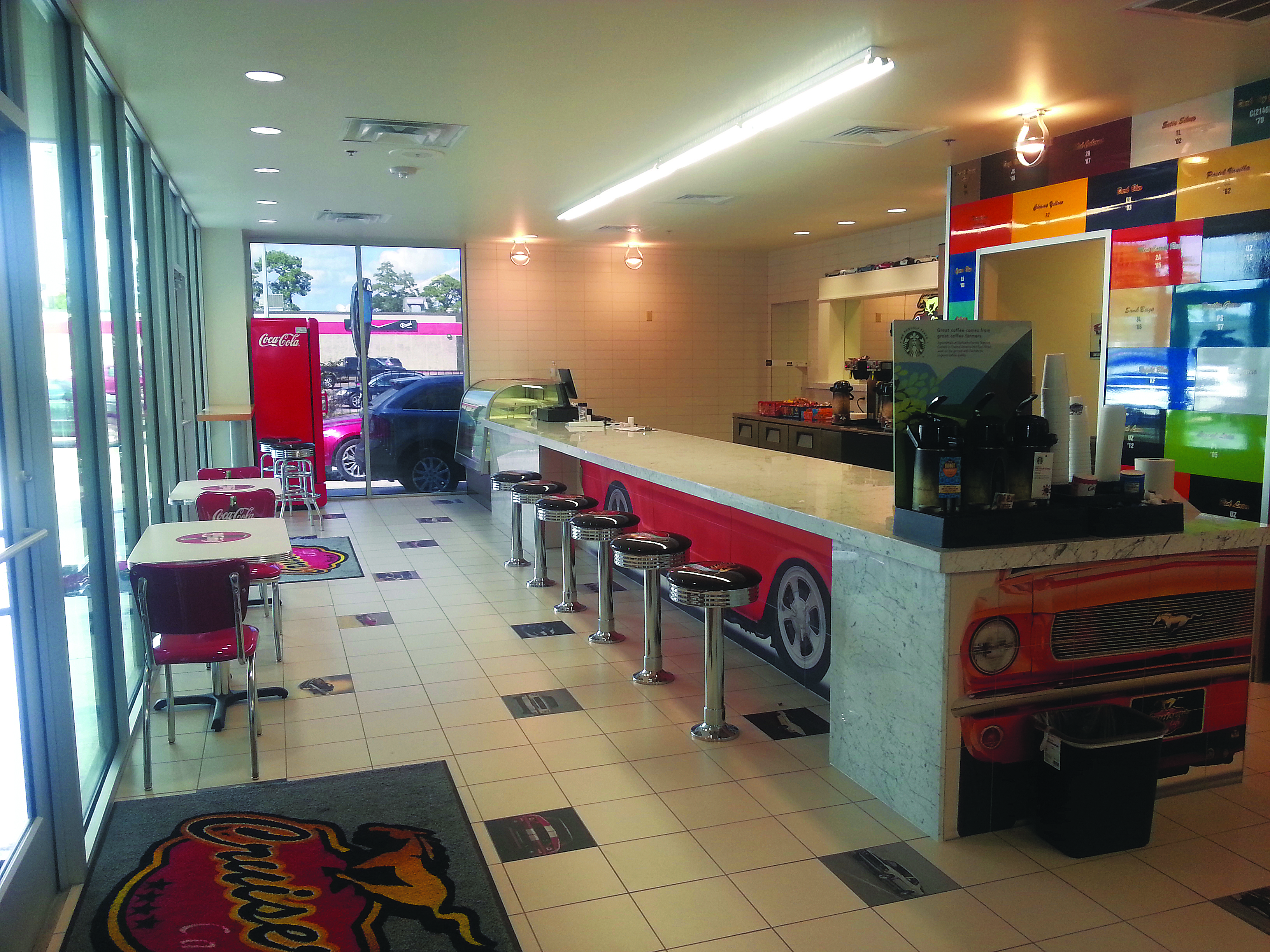 Planet Ford in Humble Reveal New Dealership & Restaurant ...