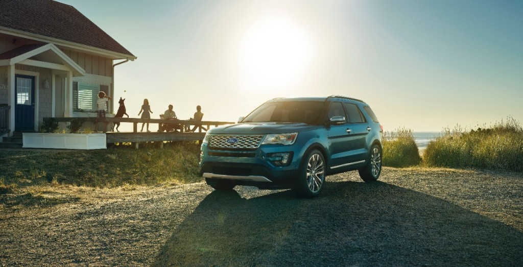 2016 ford explorer houston