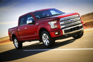 2015 Ford F150 Aluminum on road 2015-ford-f-150_100452344_l