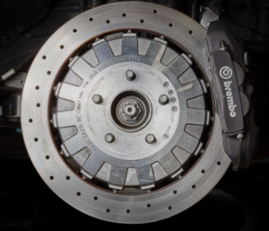 ford shelby brakes