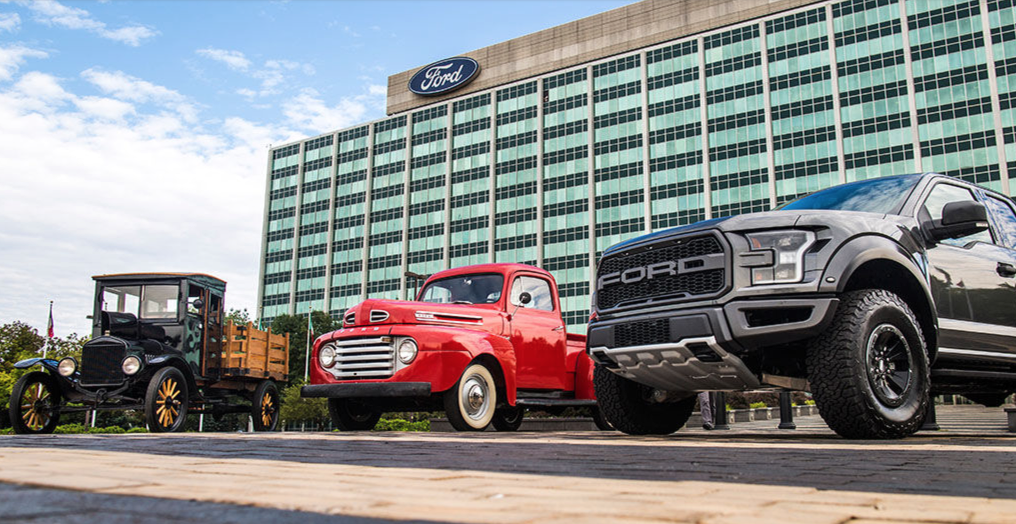 A century later ford trucks remain among the most iconic vehicles in the world f series is america s best selling truck for 40 consecutive years and