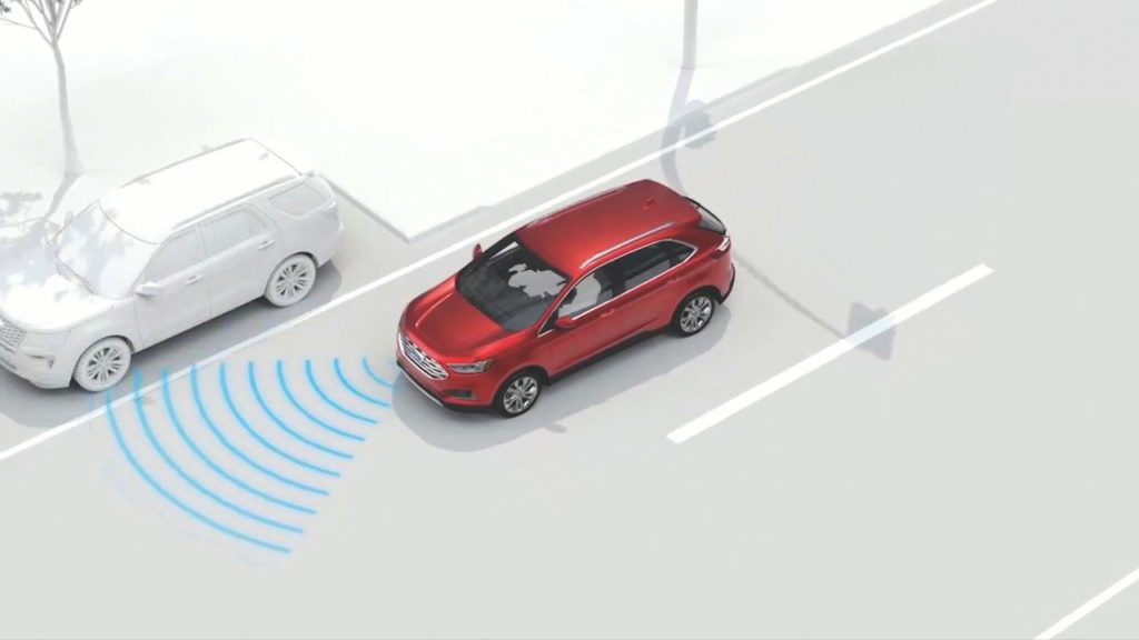 Ford's all-new driver-assist Co-Pilot360